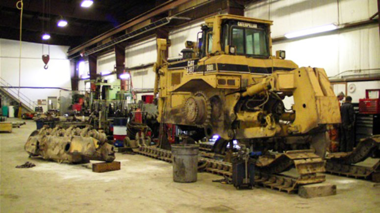 Heavy equipment repair2
